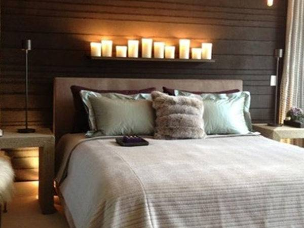 Calm Bedroom Decorating Ideas Country Primitive Living