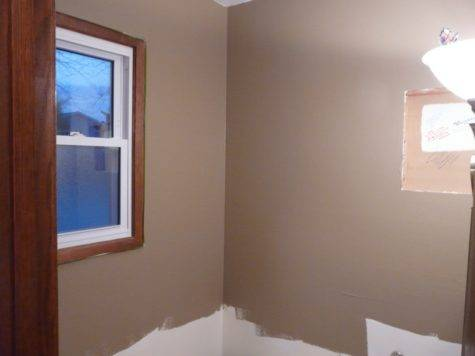 Calm Room Design Idea Earth Tone Wall Paint Color