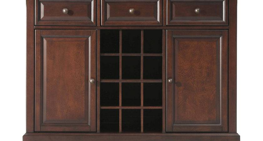 Cambridge Buffet Server Sideboard Cabinet Wine