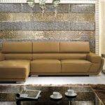 Camel Colored Sectional Sofa Cool