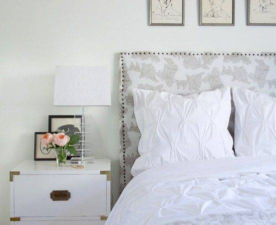 Campaign Chest Contemporary Bedroom Emily Henderson