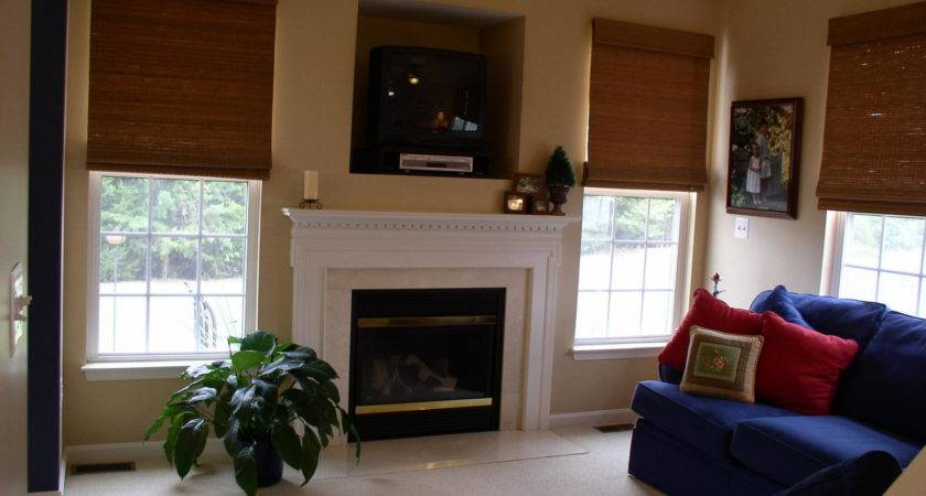 Can Anyone Help Paint Recommendations Fireplace