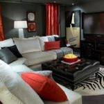 Candice Olson Living Rooms Contemporary Basement