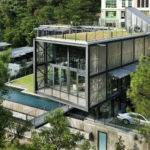 Cantilever House Design Unit Sdn Bhd Arch