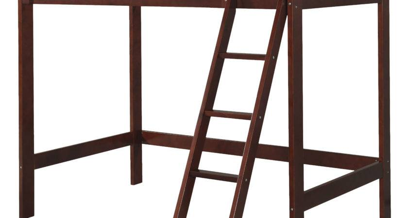Canwood Furniture Lakecrest Twin Loft Bed Reviews Wayfair