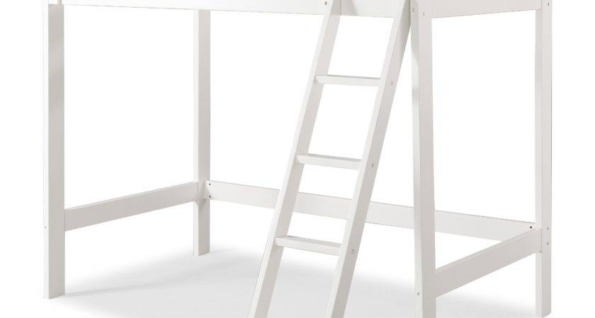 Canwood Lakecrest Loft Bed White