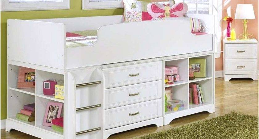 Canwood Whistler Junior Loft Bed Natural Home Design