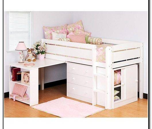 Canwood Whistler Junior Loft Bed White Beds Home