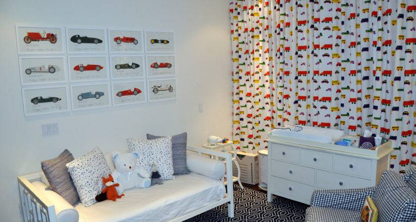 Car Themed Nursery Cool Cribs