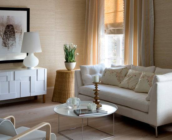 Casual Cream Living Room Rooms