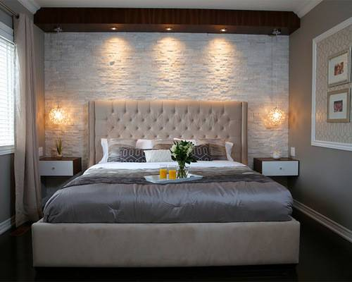 Catchy Small Master Bedroom Design