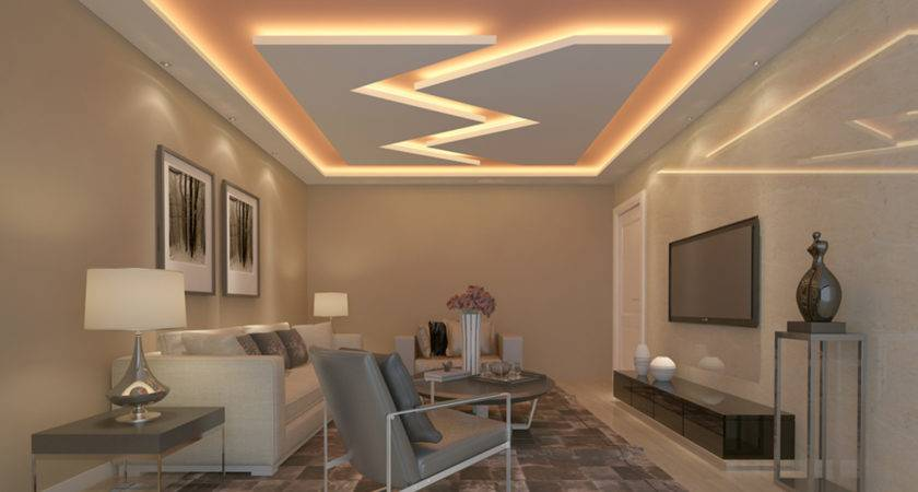 Ceiling Pop Design Small Hall India Best Accessories