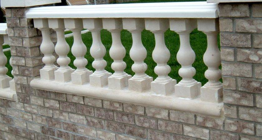 Cement Baluster Concrete Molding Pin