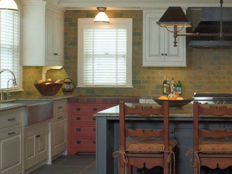 Century Old Farmhouse Kitchen Minneapolis