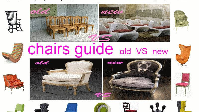 Chair Styles Guide Old New Decoholic