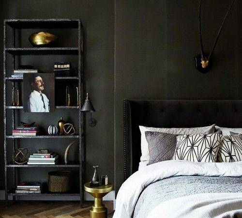Charcoal Grey Bedrooms Messagenote