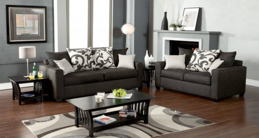 Charcoal Grey Living Rooms Sofas Room