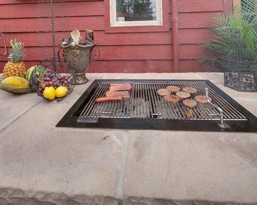Charcoal Grill Houzz