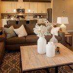 Charming Beige Living Room Design Ideas Brighten