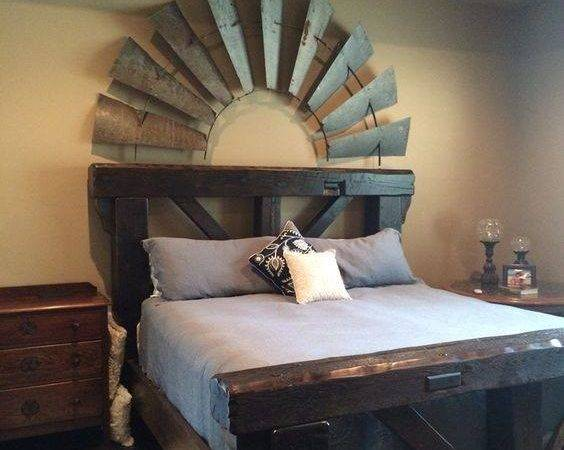 Charming Rustic Bedroom Cor Stylized Living