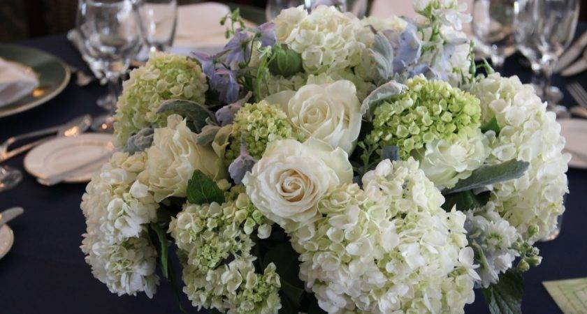 Charming Wedding Table Decoration Various White