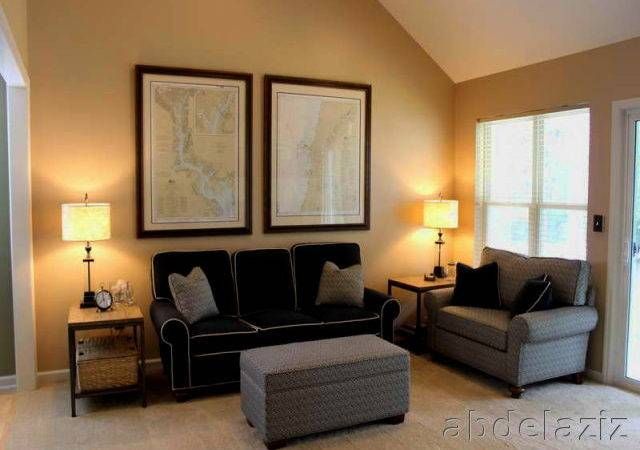 Cheap Decorating Ideas Living Room Walls