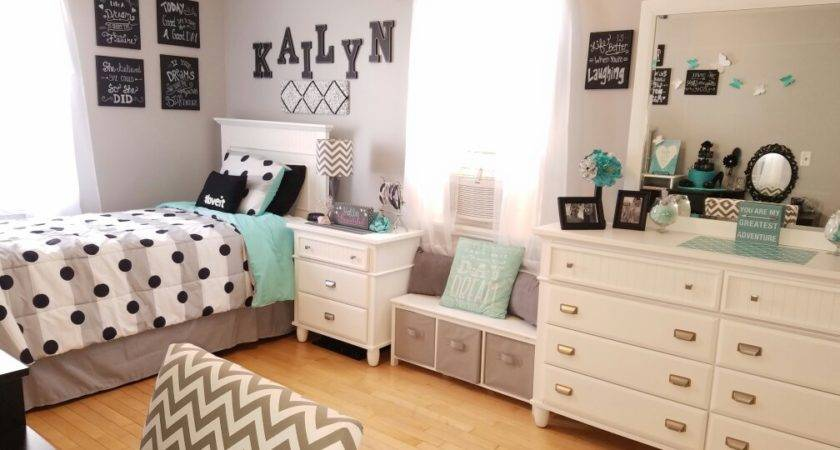 Cheap Decorating Ideas Teenage Girl Bedroom
