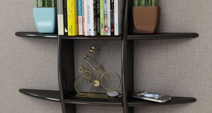 Cheap Floating Shelves Unique Black Wall Display Books