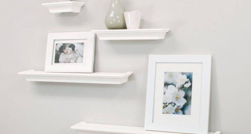 Cheap Floating Wall Shelves Under