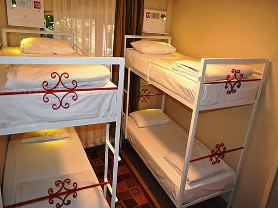 Cheap Hostels Istanbul Bed Dorm Rooms