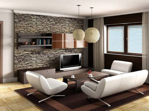 Cheap Living Room Decorating Ideas Simple Home Decoration