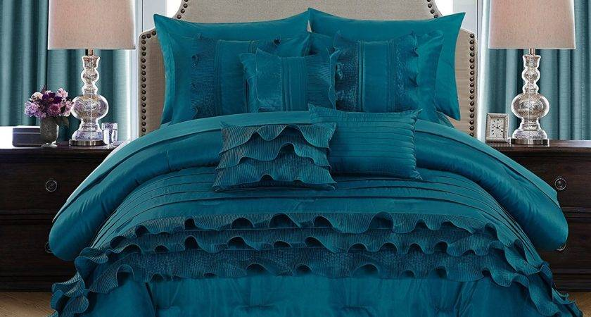 Cheap Teal Bedding Sets More Ease Style