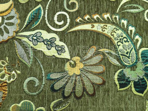 Chenille Furniture Upholstery Fabric