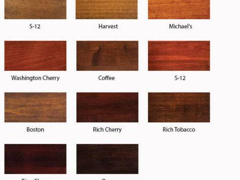 Chestnut Mahogany Furniture Color Dark Brown Hairs