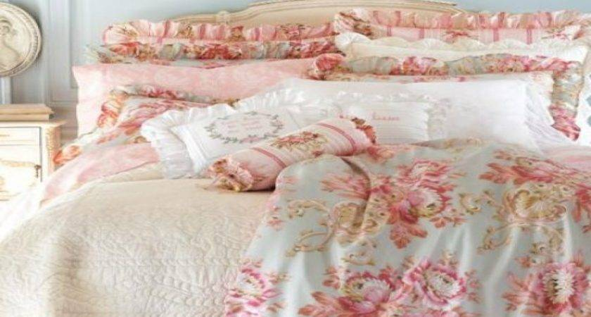 Chic Bedroom Romantic Country Bedrooms Pink Shabby