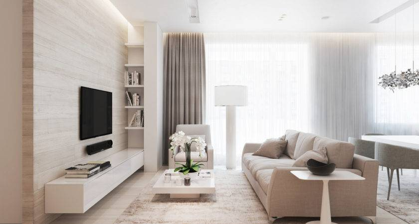 Chic Beige Wood Interior Design Ideas