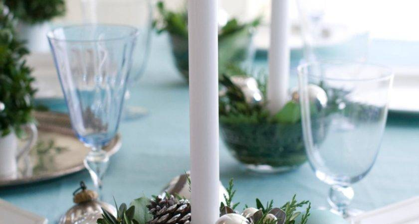 Chic Easy Holiday Table Ideas Entertaining