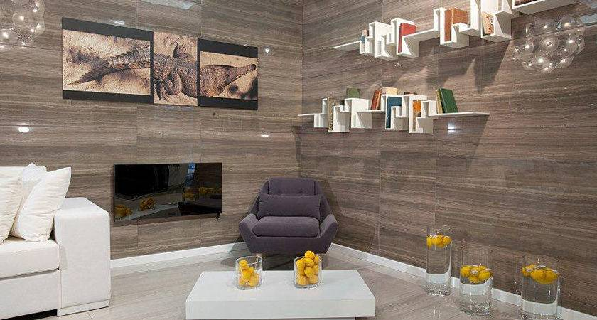 Chic Living Room Wall Tiles Best