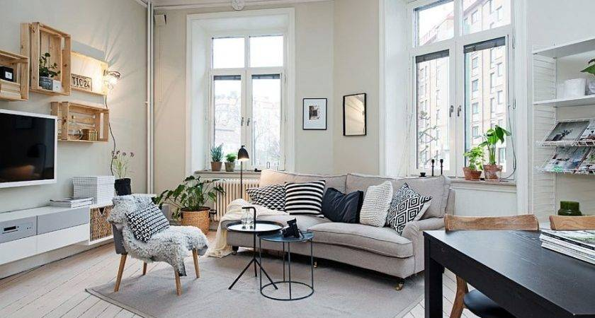 Chic Scandinavian Living Rooms Ideas Inspirations