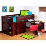 Childrens Beds Desk Slide Room Interiors