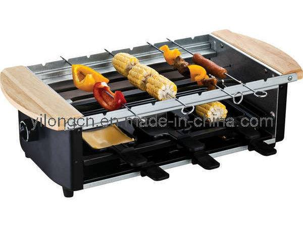 China Indoor Grill Rohs Lfgb Approval