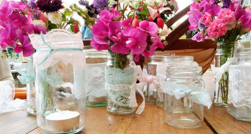 Chintz China Diy Special Simple Table Decorations