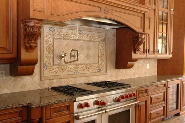 Choose Backsplash Granite Worktops