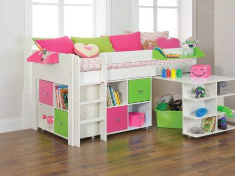 Choose Design Bunk Beds Girls Midcityeast