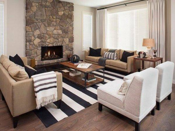 Choose Striped Carpet Complements Your Home