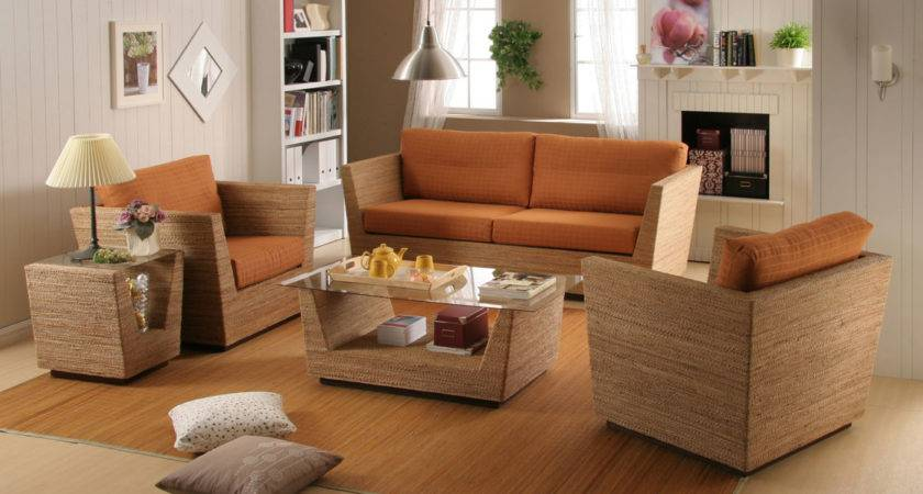 Choosing Colors Wood Living Room Furniture