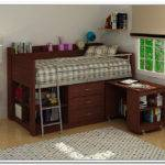 Choosing Storage Loft Bed Desk Modern Twin