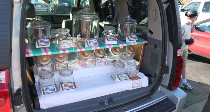 Christian Trunk Treat Decorating Ideas Just Cause