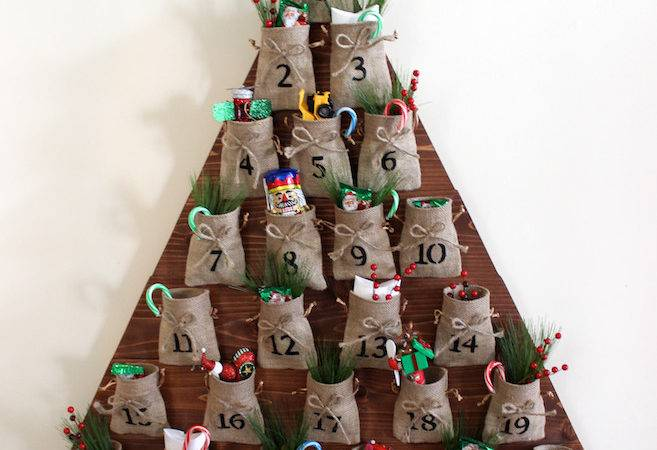 Christmas Advent Calendar Ideas Decoholic