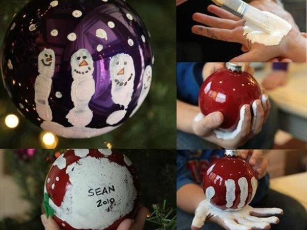 Christmas Bulb Craft Ideas Find